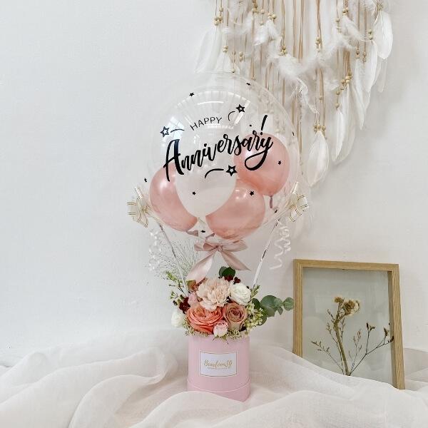 Petite Love Rosie Hot Air Balloon