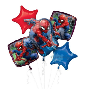 [Balloon Bouquet] Spiderman