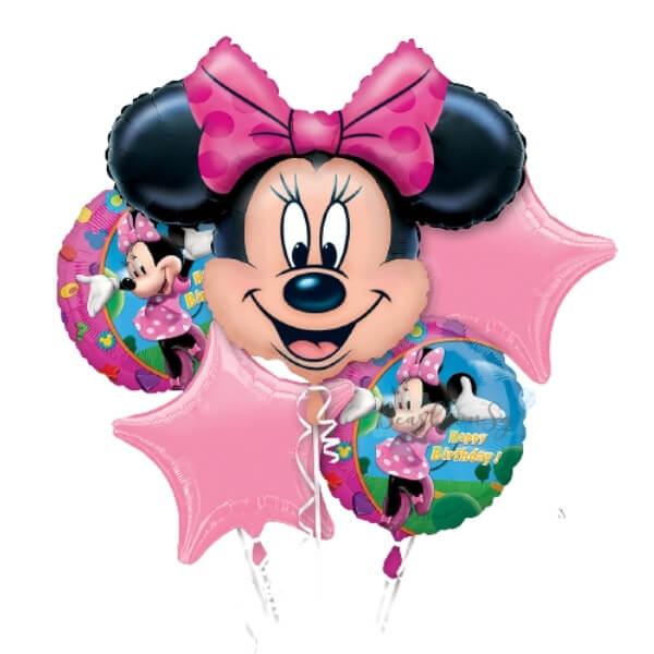 [Balloon Bouquet] Minnie's Birthday