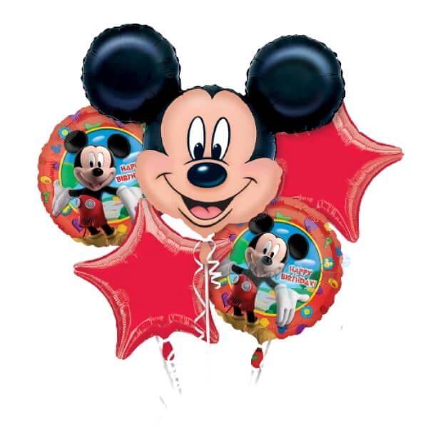 [Balloon Bouquet] Mickey's Birthday
