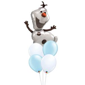[Supershape] Olaf Balloon Bouquet
