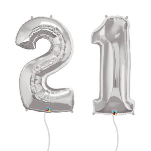 Number Foil Balloon