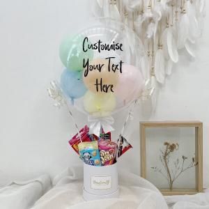Colour Snack Box Hot Air Balloon