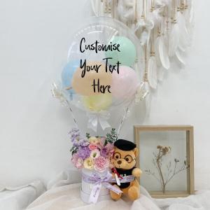 Graduation Hot air balloon