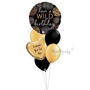 Wild Birthday Balloon Bouquet