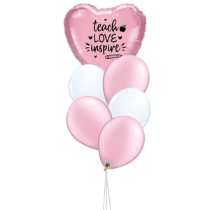 [Teacher's Day] I Heart You - Pink
