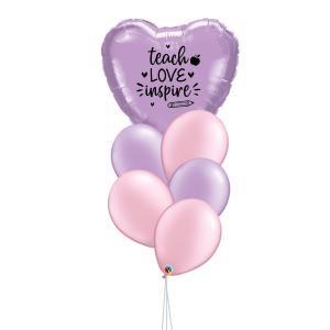 [Teacher's Day] I Heart You - Purple
