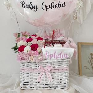 [Premium] Flower x Newborn Baby Girl