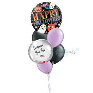 [Halloween] Happy Halloween Balloon Bouquet